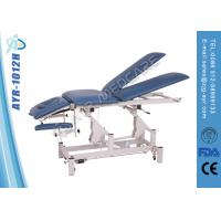 Wholesale Split - Leg Electric Treatment Coach Massage Table With Separated Legrst from china suppliers