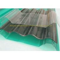 Wholesale Fiberglass Reinforced Panels Daylight  Frp Roof Panels 1.0mm Thickness from china suppliers