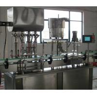 Wholesale Automated Mayonnaise Glass Bottle Filling Machine Aseptic Filling Line , CE Approval from china suppliers