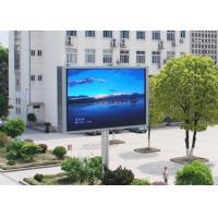 Wholesale 10mm Pixels Outdoor Advertising Led Display Screen With Wifi / 3G Wireless Control from china suppliers