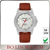 Wholesale Lightweight  Ladies GMT Titanium Automatic Watches Red Pointer Custom Logo from china suppliers