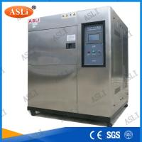 Quality 49 Liters Touch Screen Cold Thermal Shock Chamber with Stainless Steel Material for sale