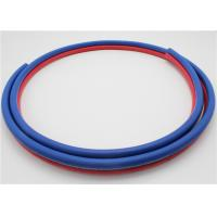Wholesale Grade R EPDM 6mm Twin Welding Hose OD 13mm 300 Psi Flame Resistance from china suppliers