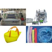 Wholesale SMS PP Spunbond Nonwoven Fabric Production Line / Equipment automatic bag Making from china suppliers