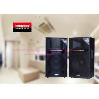 Wholesale Full Range Portable Amplifier Speaker , 15 Inch Active Speakers from china suppliers