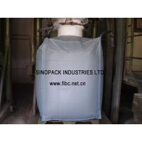 Wholesale Polypropylene Big Bag FIBC , 3000lbs Flexible Intermediate Bulk Container Customized Size from china suppliers
