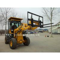 Wholesale compact loader with pallet fork from china suppliers