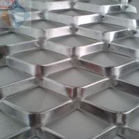 Buy cheap Aluminum plate mesh from wholesalers