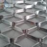 Buy cheap Aluminum plate mesh from wholesalers
