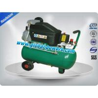 Wholesale 600W Mobile Piston Air Compressor Low Vibration With 2 Years Warranty from china suppliers