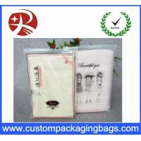 Wholesale Zipper Eco Friendly Clear Eva Plastic Packaging Bags For Make Up Brushes from china suppliers
