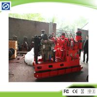 Wholesale 20-30m Depth Well Rotary Table Land Oil Drilling Rig from china suppliers