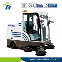 Buy cheap hot sell hand push electric sweeper from wholesalers
