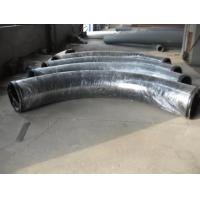 Wholesale Asme B16.49 A106 Gr. B / API 5L Gr.B Carbon Steel Seamless Pipe Bend, 3D bend, 5D bend from china suppliers