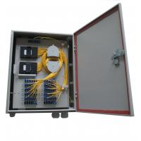 Wholesale 1*64 Fiber Optic Terminal Box installed with 1*32 , 1*64 PLC ABS packing splitter from china suppliers