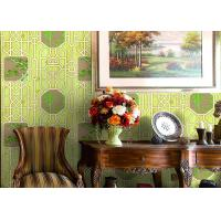 Wholesale Bamboo Tree Geometric Printing Interior Decor Wallpaper Living Room Wallpaper from china suppliers