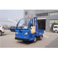 Wholesale 1700mm Wheel Base Electric Semi Truck , Electric Delivery Trucks 36V Battery Power from china suppliers