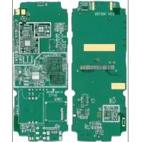 Wholesale Multi layer Quick Turn PCB Prototypes , Express PCB FR4 1.6MM Laser Drilling from china suppliers