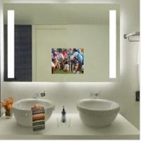Wholesale Glossy mirror with LED lighted source from china suppliers