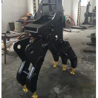 Wholesale ISO Certified Grapple Machine For Large Mechanized Loading And Unloading Scrap Metal Crawl from china suppliers