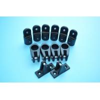 Wholesale New marine Black Inside Eye End Nylon Round Fitting 3 bow from china suppliers