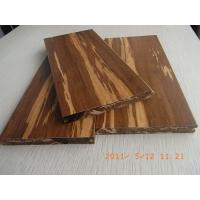 Wholesale Tigerwood Strand Woven Bamboo Flooring, T&G from china suppliers