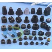 Wholesale Electronic Plastic Molding Rubber Parts , Rubber To Metal Bonding from china suppliers