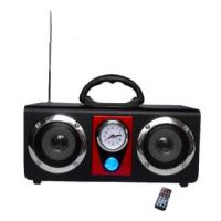 Wholesale Outdoor Party Loudspeaker Band Clock Portable Music Player Speaker (UK-R18A) from china suppliers