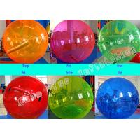 Wholesale Swimming Pool Inflatable Human Hamster Ball Rental from china suppliers
