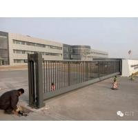 Wholesale Industrial Motorized Automatic Cantilever Sliding Gates With Photocells from china suppliers