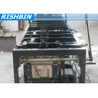 Wholesale Manaul / Hydraulic Decoiler Rainwater Seamless Gutter Machine Durable 285mm Width from china suppliers