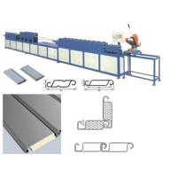 Buy cheap Sun Control Polyurethane Sandwich Panel Machine For Window Covering Slats from wholesalers