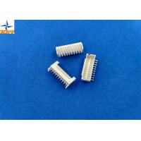 Quality 2.0mm pitch crimp connector dual row wire housing halogen free PHB wire-to-board connector for sale