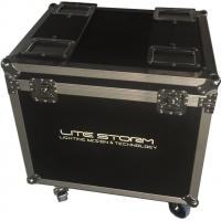 Wholesale Environmental Material Waterproof Rack Linging Flight Case For Show from china suppliers