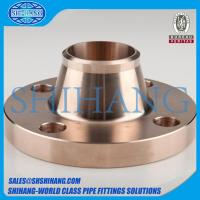 Quality copper nickel cuni 90/10 c70600 weld neck flange for sale