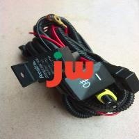 Wholesale Hot Rod Light Auto Replacement Engine Wiring Harness With Black And Red Color , 60V Voltage from china suppliers