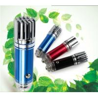 Wholesale Mini 12V Freshener Ionizer Oxygen Bar Car Air Purifier from china suppliers