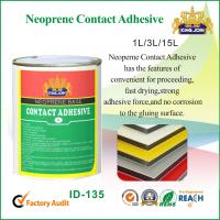 Wholesale Water Based Neoprene Contact Adhesive Glue For Bonding Plywood , Wooden Furniture from china suppliers