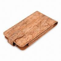 Wholesale Case for iPhone 4, Made of PU Leather Material with Concise Style and Different Pattern Available from china suppliers