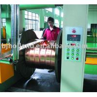 Wholesale Linha De Producao De Cobre Copper Extrusion Machine For Copper Flat Strip, Copper Busbar from china suppliers