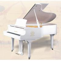 Wholesale 170cm 88 Key White Polished Acoustic Grand Piano 182x55x172cm AG-GP170W from china suppliers