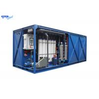 Wholesale Mobile Reverse Osmosis Mobile Water Treatment Plant  for Drinking from china suppliers