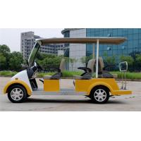 Wholesale Customized Color 6 Passenger Electric Car Golf Buggy With DC Motor 48V Battery from china suppliers