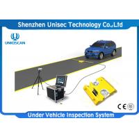 Wholesale High Definition Scanned Images UVSS Under Vehicle Inspection Scanner UV300-M from china suppliers