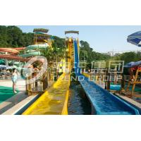 Wholesale Funny Fiberglass Water Slides Garden Backyard Pool Water Slides from china suppliers