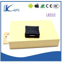 Wholesale New Mini Gps Tracker For Kids Children With SOS Button --Black LK910 from china suppliers