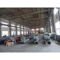 Wholesale Door Board WPC Extrusion Machinery For Building Template , Extrusion Lamination Machine from china suppliers