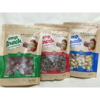 Wholesale Resealable Dried Fruits Plastic Pouch Bag With Rectangular Window from china suppliers
