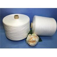 Wholesale 20S / 2 / 3 raw white yarn , Bright spun polyester sewing thread from china suppliers