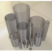 Wholesale Roll Metal Fiber Web Stainless Steel Wire Mesh Air Filter For Industry from china suppliers